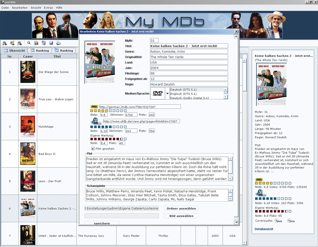 filmdatenbank