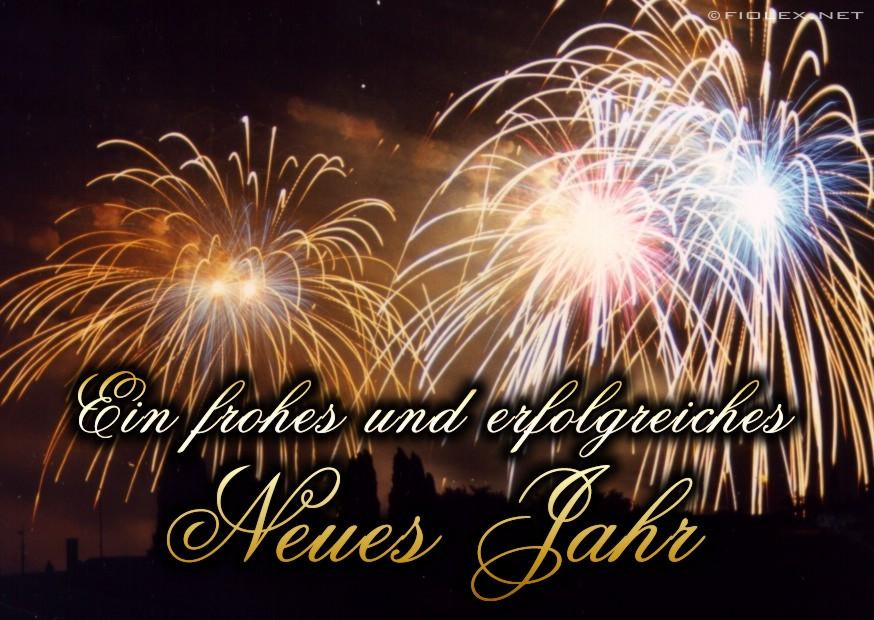 G\'sunds neus Jahr! | Lothars Blog